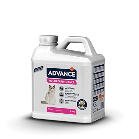 Advance multiperformance para Arena de Gato 6,36 kg – Pack de 3