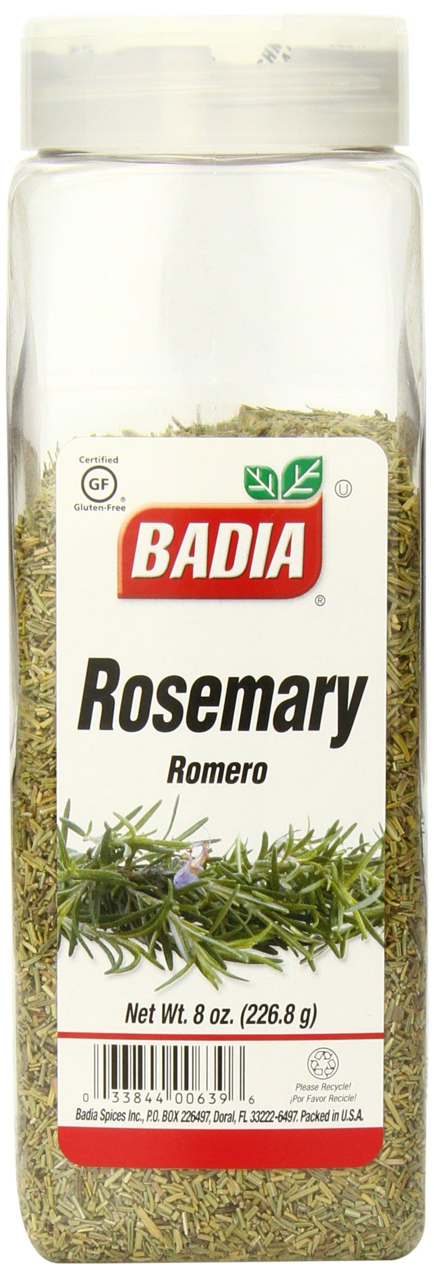 Badia Rosemary Leaves, 8 Ounce (Pack of 6)