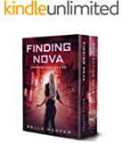 Seeking Eden: Finding Nova/ Protecting Nova Duet Box Set (Seeking Eden Duet Boxset Book 1)