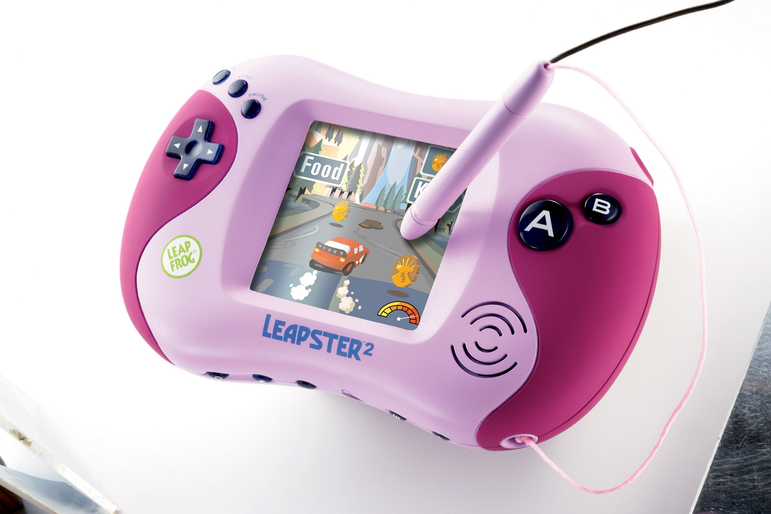 LeapFrog Leapster 2 Learning Game System - Pink by LeapFrog (Image #4)