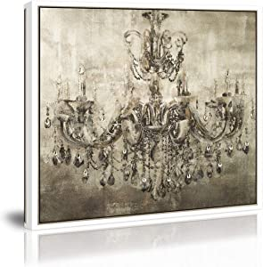Pictures Chandelier Vintage Wall Art Modern Artwork Print on Canvas Painting Kitchen The Decor for Home Living Dining Room