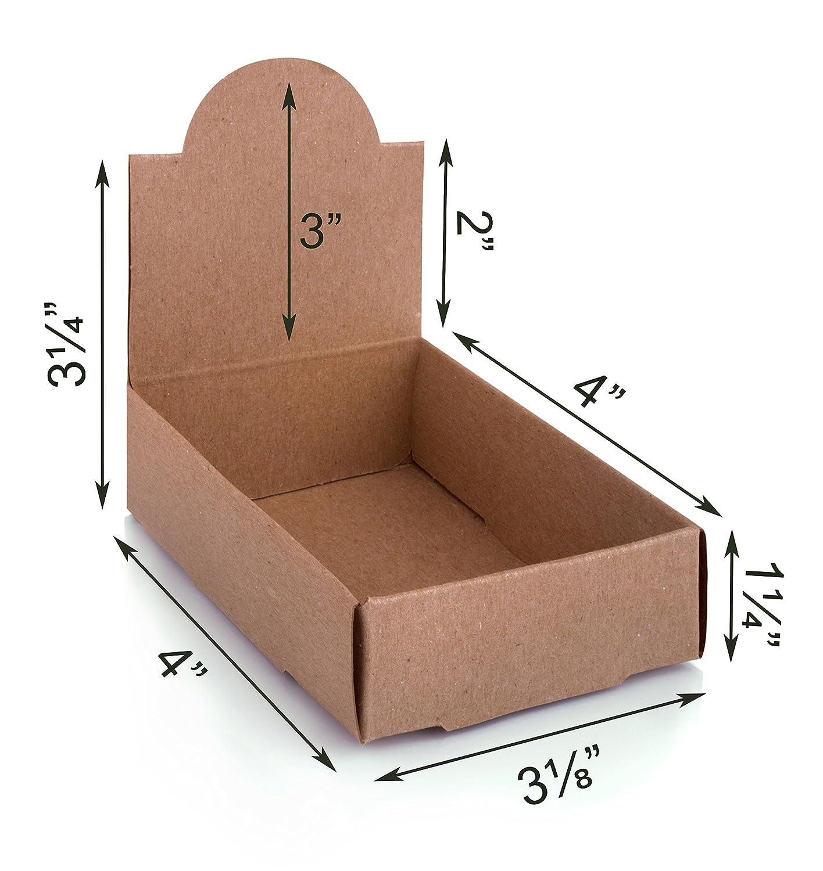 Amazon.com: Bálsamo de Labios Contador Display Caja – Kraft ...
