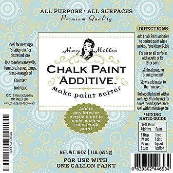 Tizas para tacos de billar aditivo PINTURA en polvo, , Para uso con pintura 1 Gallon: Amazon.es: Hogar