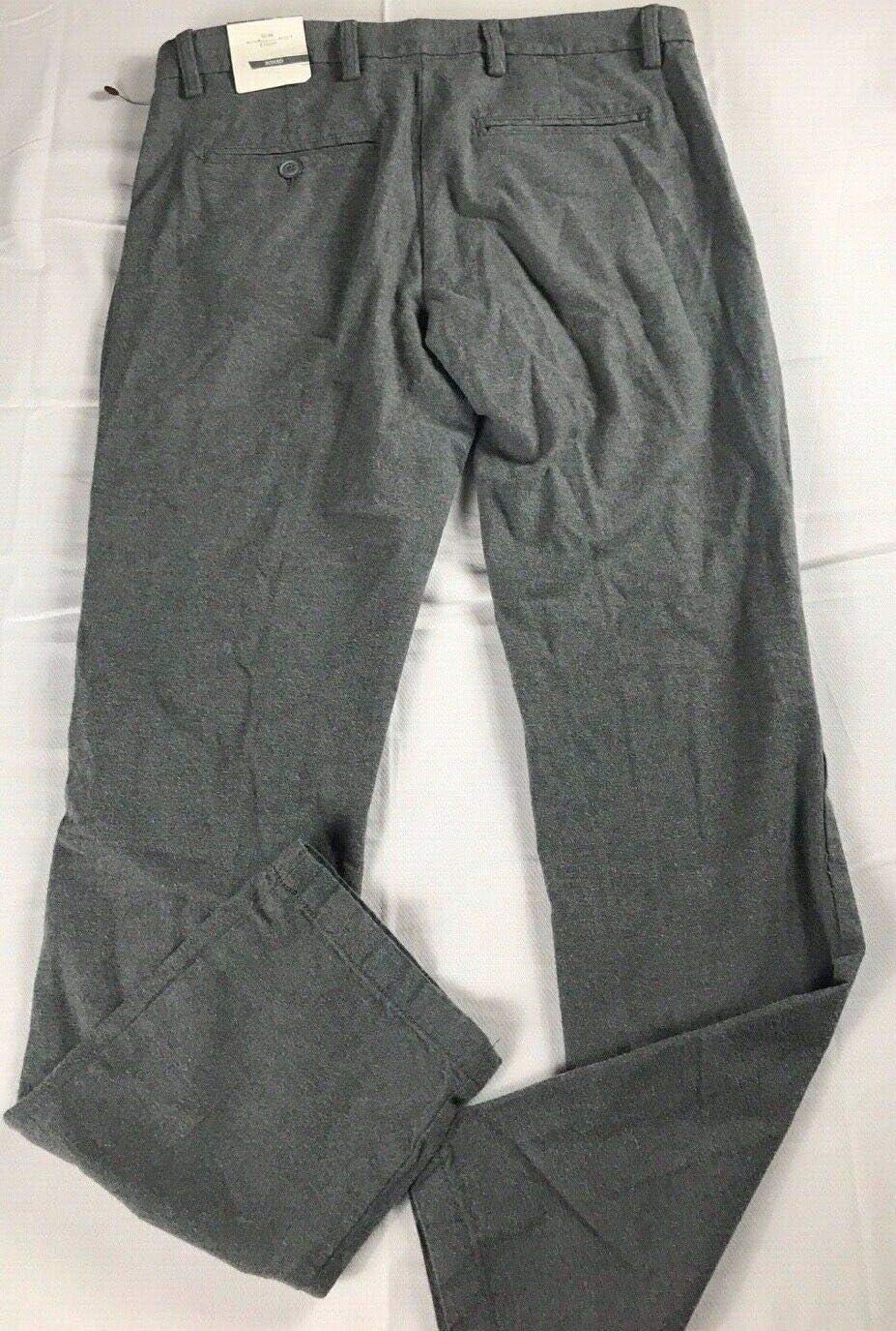 Old Navy Pantalones Para Hombre 30 32 34 Gris Delgado Etroit Pantalones De Algodon Casual Negocios Gris 32w X 30l Amazon Com Mx Ropa Zapatos Y Accesorios