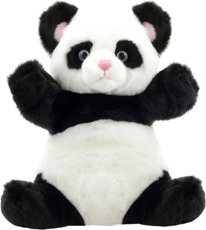The Puppet Company Cuddly Tumms Panda Hand Puppet