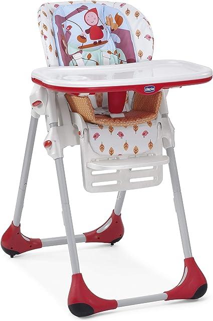 Chicco Polly - Trona 2 en 1 para niños de 6 meses a 3 años, 10 kg ...