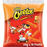 Cheetos Crunchy Cheese 25gm x 16