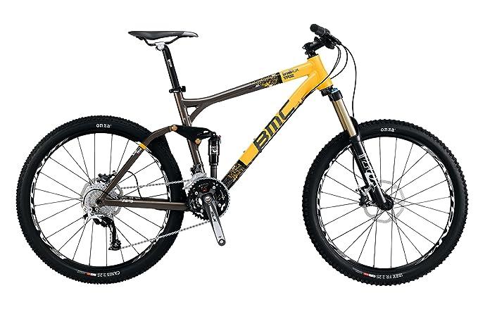 BMC Montaña Trail Fox TF02 SLX/XT Mango (2012) (Tubo Superior ...