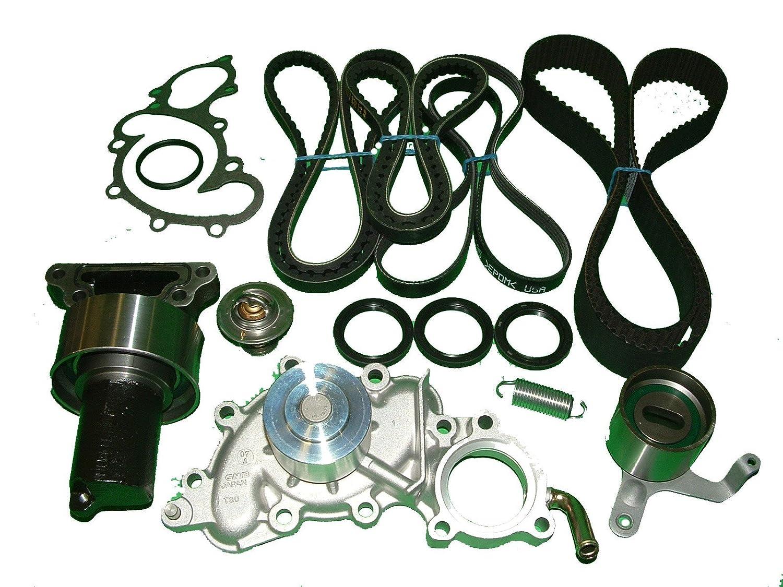 Tbk Timing Belt Kit Toyota 4runner V6 1988 To 1992 W Oil Engine Cool Automotive