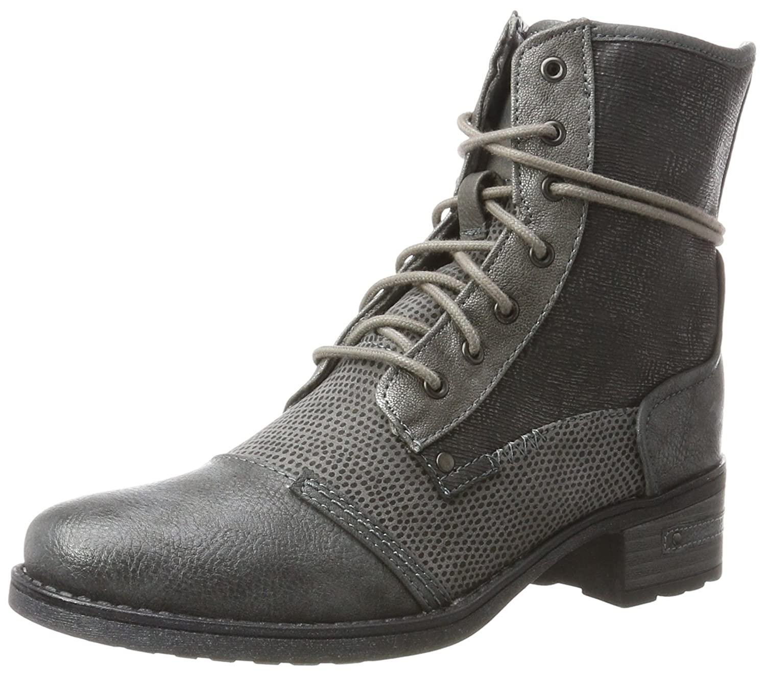 Mustang 1229-507-259, Mustang Bottes 1229-507-259, Femme Gris Gris (Graphit) 48fdaf9 - jessicalock.space