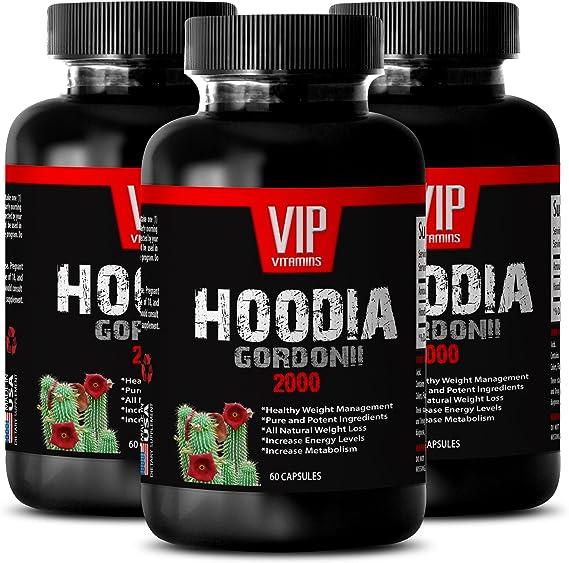 Amazon Com Fat Burning Detox Hoodia Gordonii Extract 2000mg