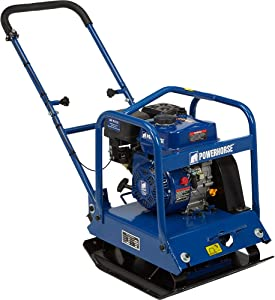 Powerhorse Single-Direction Plate Compactor -with 7 HP Engine