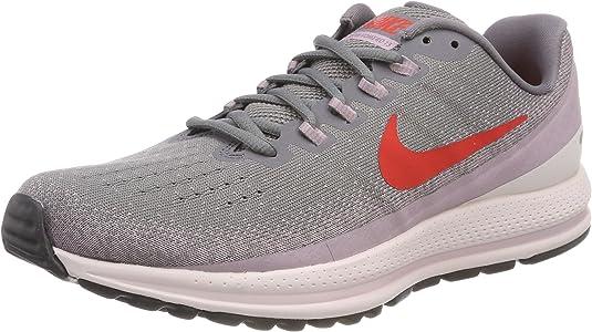 corazón perdido acumular tanque  Amazon.com   Nike Air Zoom Vomero 13 Womens Running Trainers 922909  Sneakers Shoes (UK 3 US 5.5 EU 36, Gunsmoke Habanero red 004)   Road Running