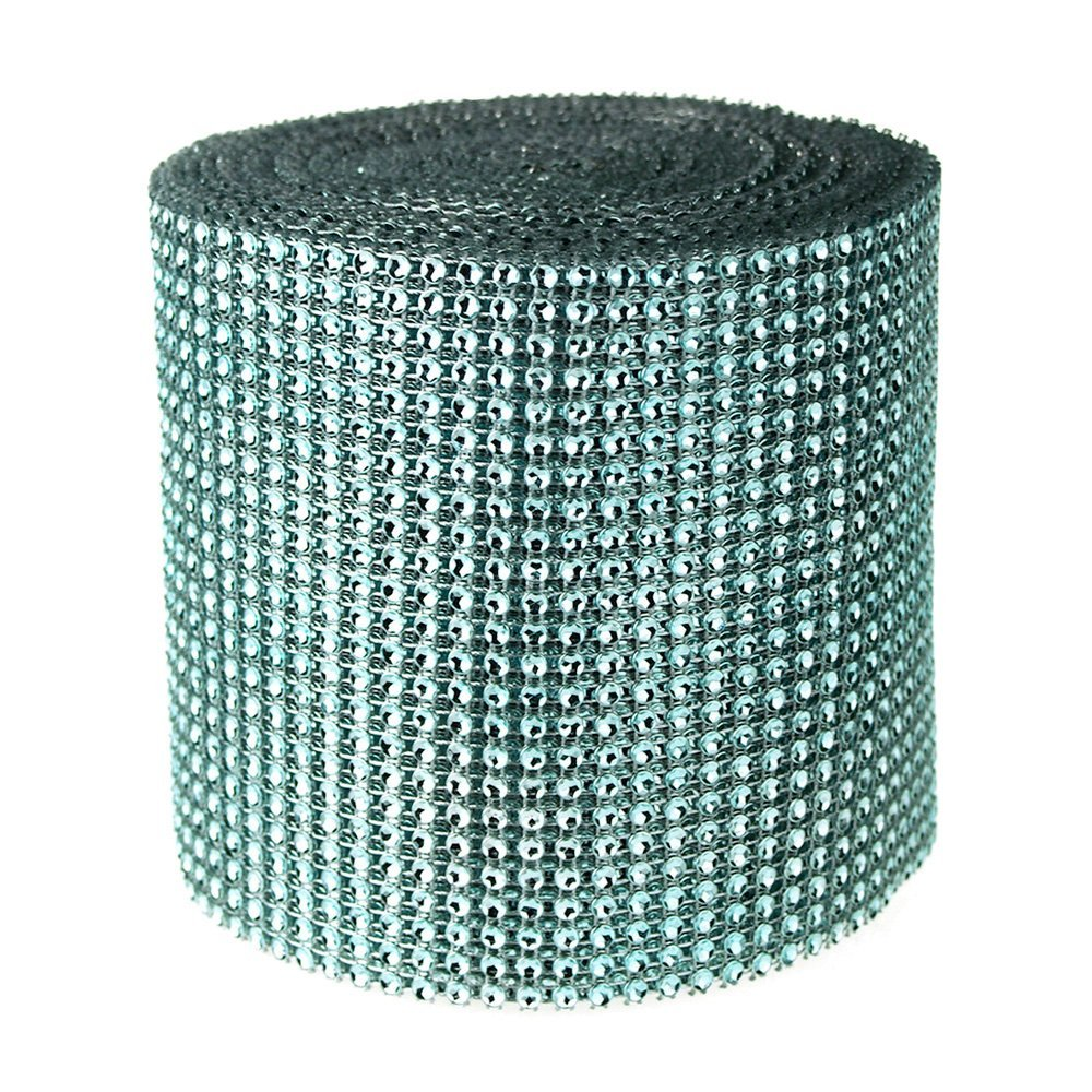 Homeford FQJ00000A692AQUA Ribbon, 4-3/4-Inch, Aqua