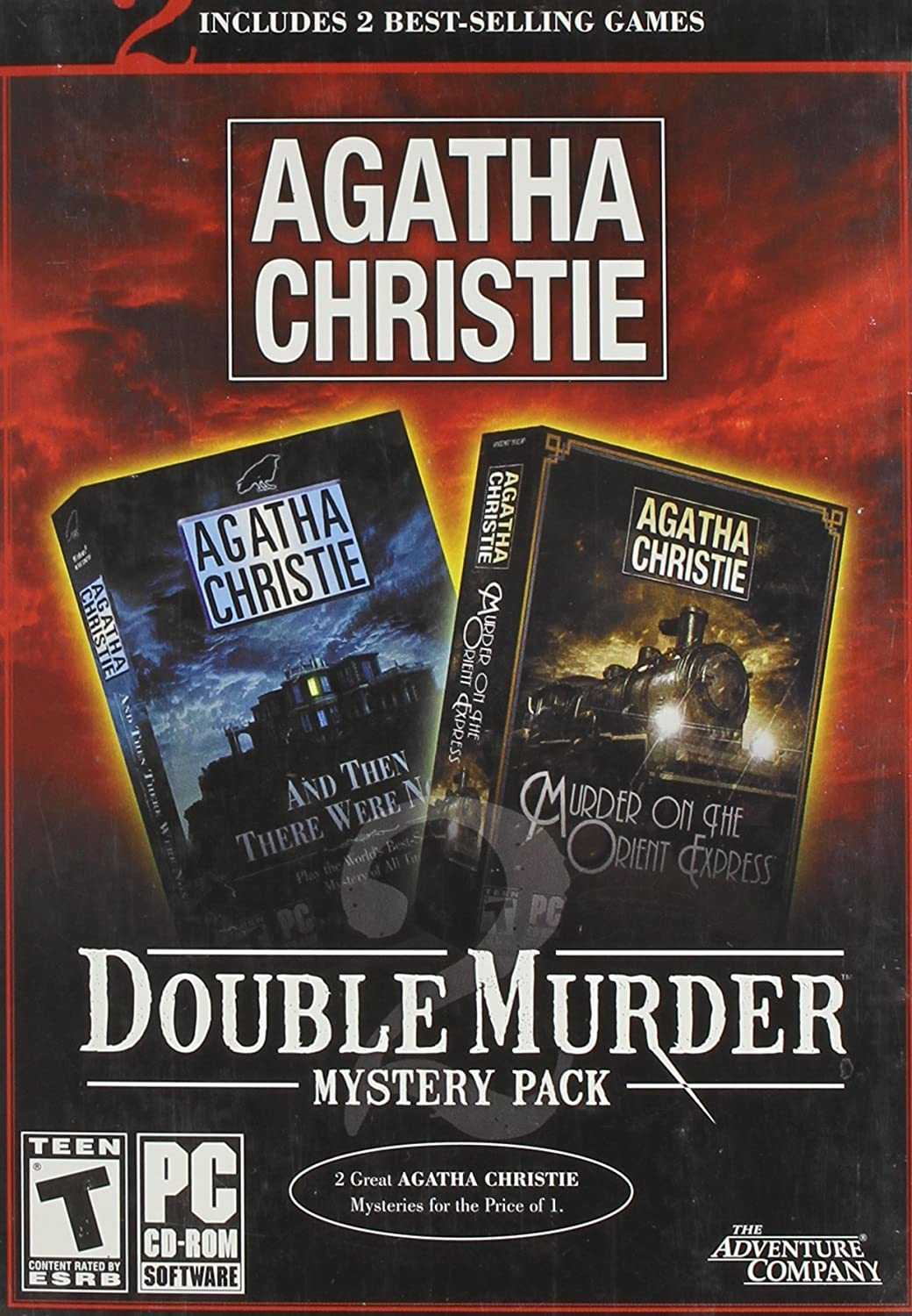New dreamcatcher interactive agatha christie peril at end house investigate 13 unique characters