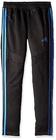 a3ecaf6d adidas Originals Boys' Big Tiro 19 Pant, Black/Blue Pearl Essence, XX