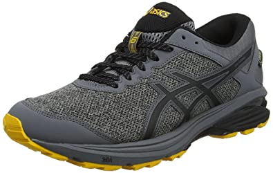 faa73bef92 ASICS Herren Gt-1000 6 G-tx Laufschuhe, schwarz: Amazon.de: Schuhe ...
