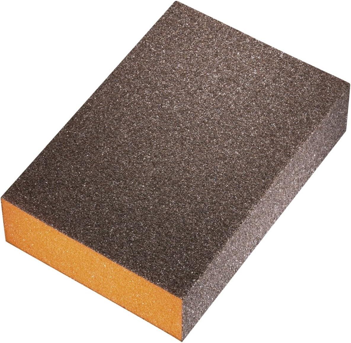 Sia Sanding Block Soft 7991 98/x 69/x 26/mm Orange Pack of 1 F03E00R8/K1