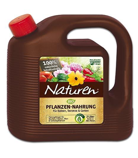 Fertilizante Naturen Bio, universal, abono líquido, para plantas ornamentales, frutas &