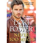 Never Too Much (Brava Brothers series Book 2)