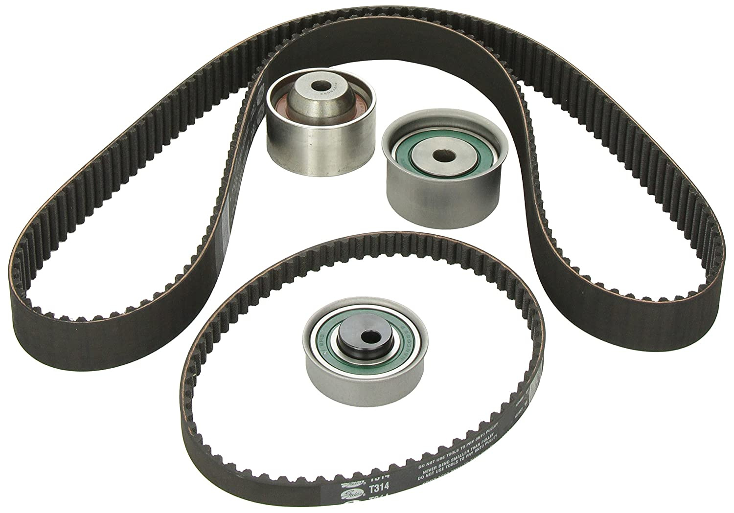 Gates TCK329 Timing Belt Component Kit