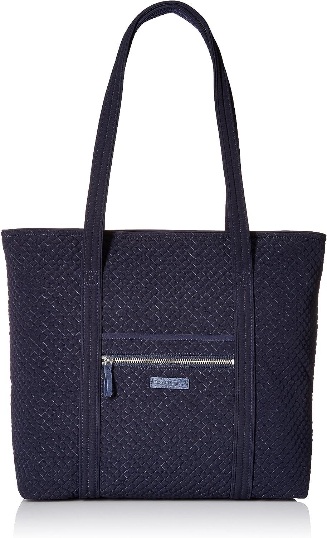 Vera Bradley Women's Microfiber Vera Tote Bag