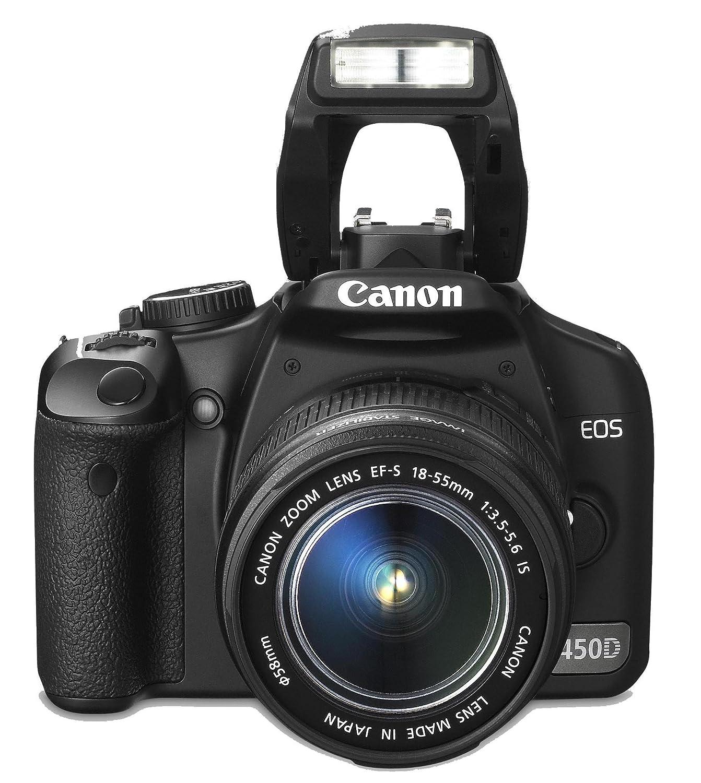 Canon Eos 450d Slr Digitalkamera Kit Inkl Ef S Kamera 1300d Lensa 18 55 Iii Wifi Dslr