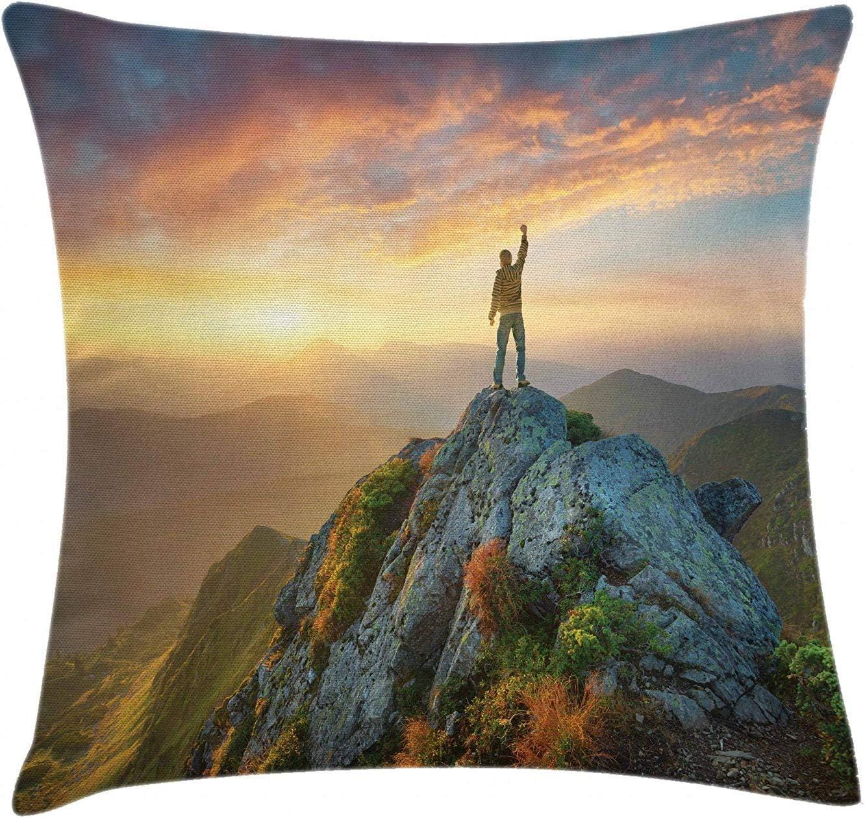 Throw Pillow Cushion Cover