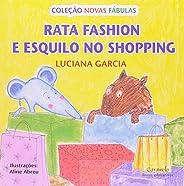 Rata fashion esquilo no shopping
