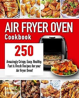Power Air Fryer Oven Cookbook 0752356824662 Amazon Com Books