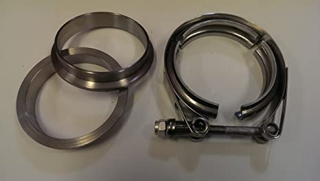 "FID-Turbo 3"" V-band Assembly"