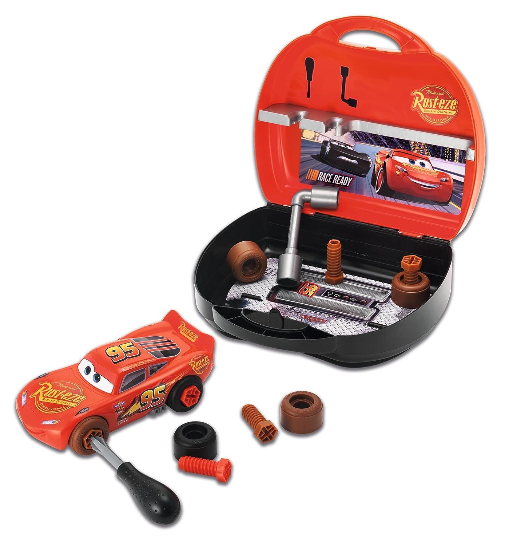 Cars 3 - Mochila Herramientas y Coche (Smoby 360145): Amazon.es: Juguetes y juegos