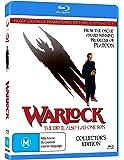 Warlock - Blu-Ray - 1989 ( Warlock: The Magic Wizard )