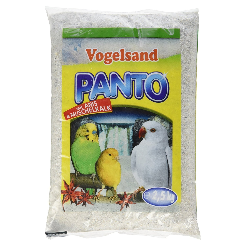Panto Vogelsand, 10 x 2.5 kg