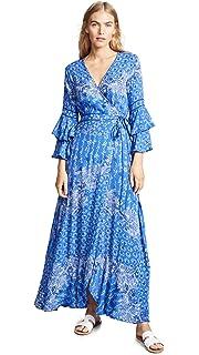 a6c37dac3195 Poupette St Barth Women s Sasha Lace Trimmed Mini Dress