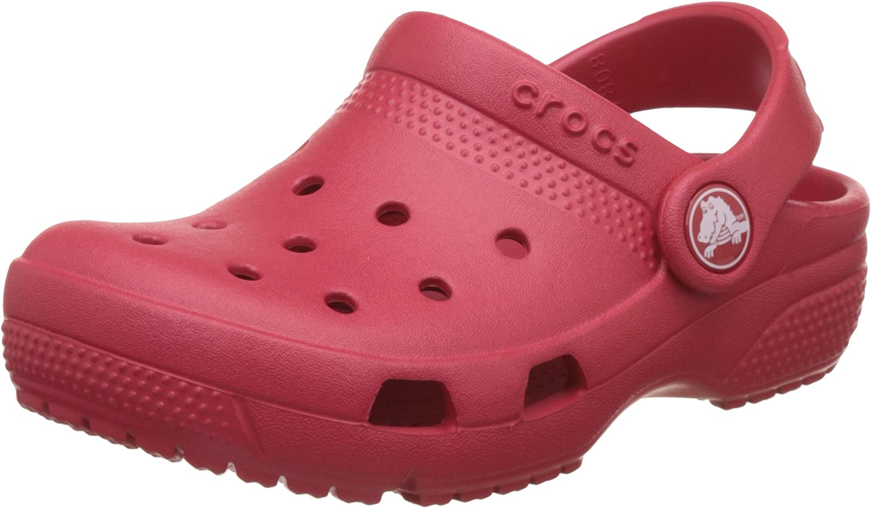 Crocs] Clog Coast Kids 204094 - red