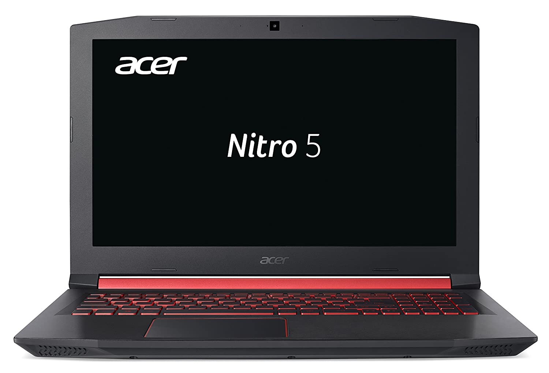 Acer Nitro 5 AN 515-42-R1GF NH.Q3REG.003 R5 8 A bk W10H: Amazon.es: Electrónica