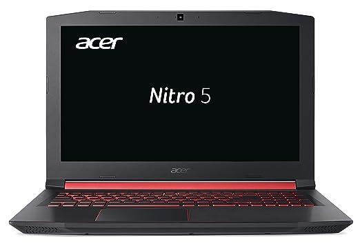 Acer nitro an  cm gaming notebook gb amazon