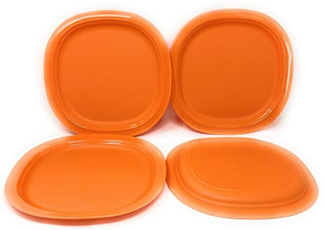 Amazon.com: Tupperware Impresiones Microondas Lunch Platos ...