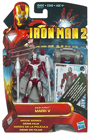 Movie Man Et Iron VJeux Series Mark Jouets QrshdtC