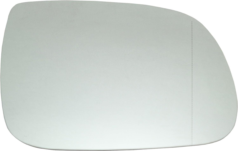 TarosTrade 57-0691-R-45766 Spiegelglas Heizbar Rechts