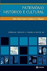Patrimônio histórico e cultural (PAP - Ciências sociais)