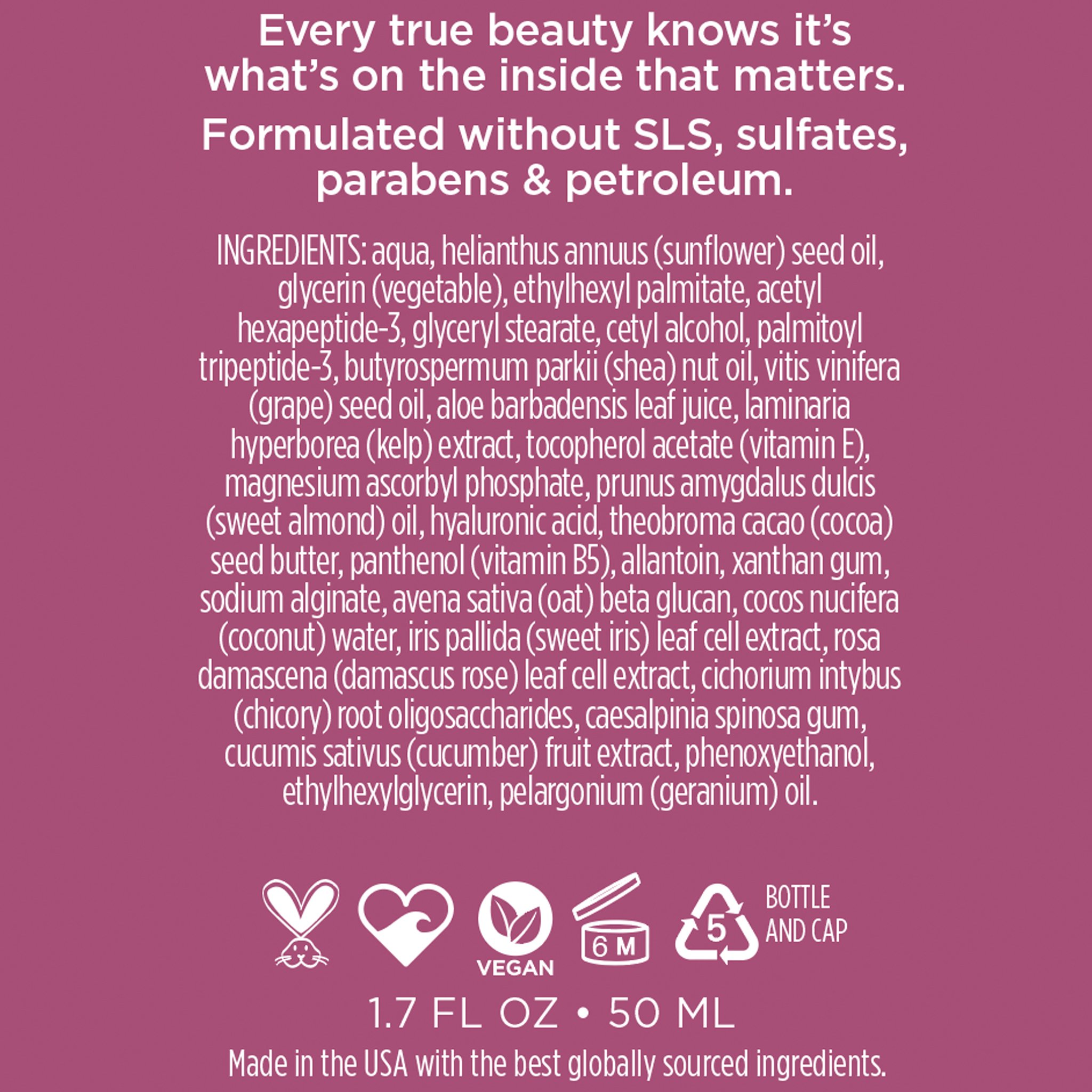 Pacifica Beauty Dreamy Youth Day & Night Face Cream by Pacifica