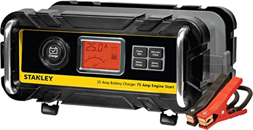 STANLEY BC25BS Smart Battery Charger