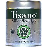 Tisano Organic Mint Cacao Tea - Loose Leaf - 04oz