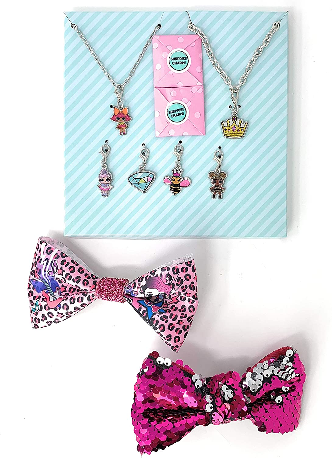 Lol Surprise Gift BFF Bracelet Bows Set For Birthday