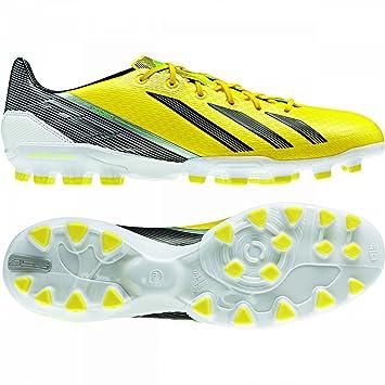 reparar Respetuoso Mitones  adidas F50 adizero TRX AG Yellow G65295 - Yellow (Vivid Yellow s13 ...