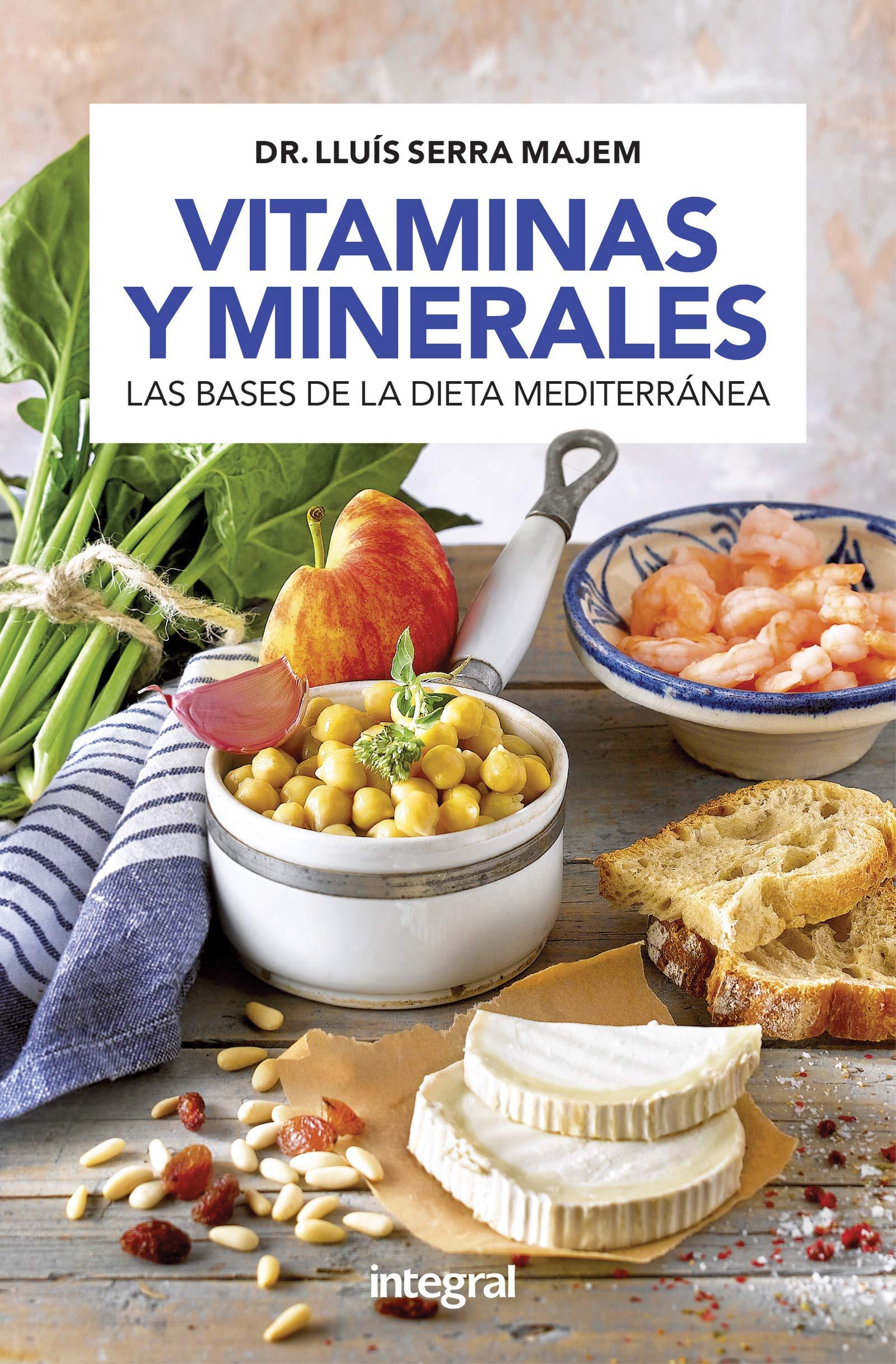 Vitaminas y minerales (SALUD): Amazon.es: Lluís Serra Majem: Libros
