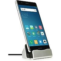 MyGadget USB C Docking Station - Base Estación de Carga para Android Smartphones como Galaxy S21 S20 S10 Note 20 10…