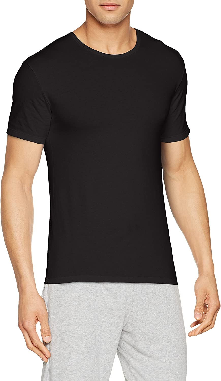 Abanderado ASA040W, Camiseta X-Temp con Manga corta para Hombre